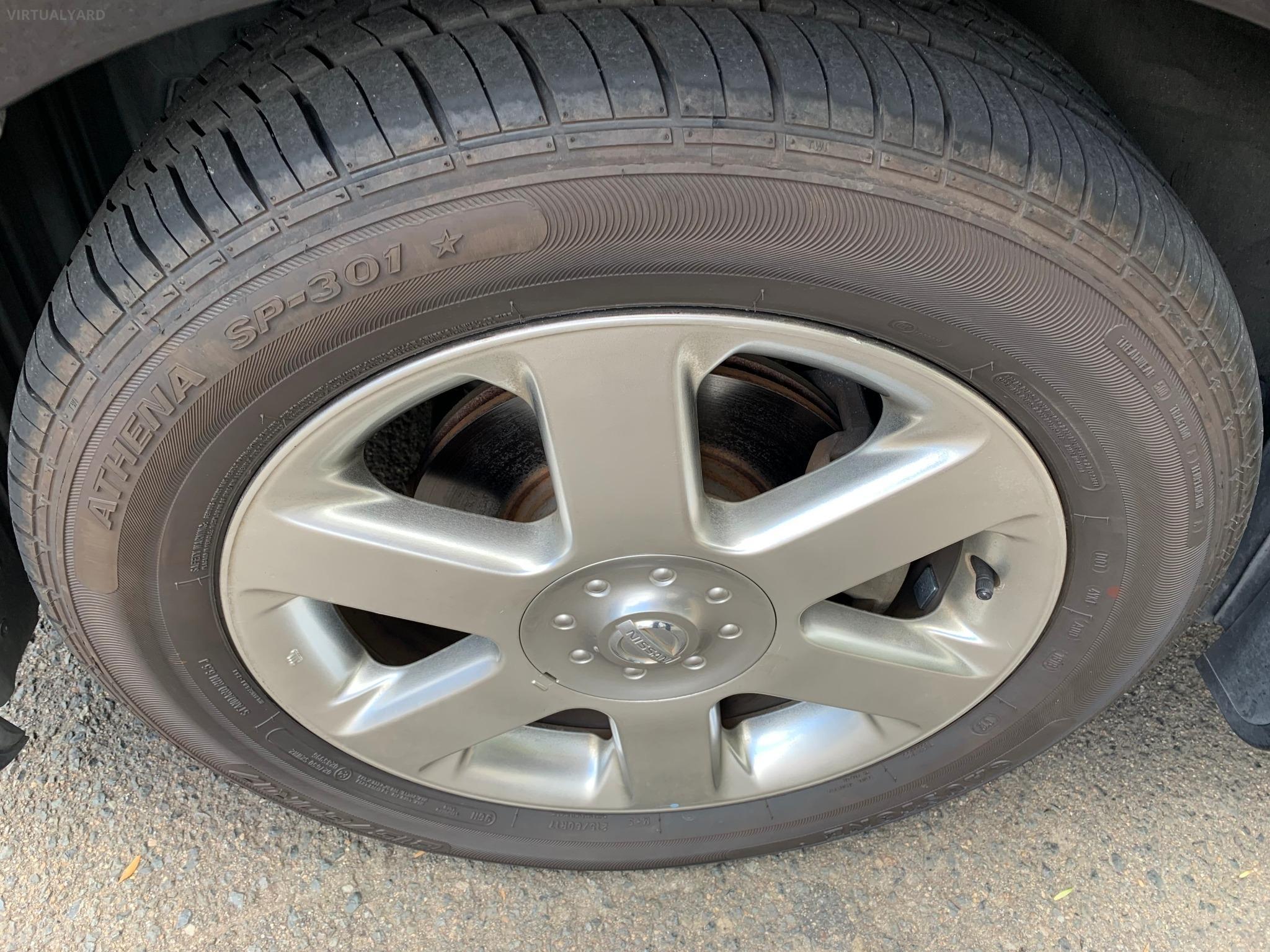 Nissan Elgrand Me51 Highway Star 8 Seat Ser2