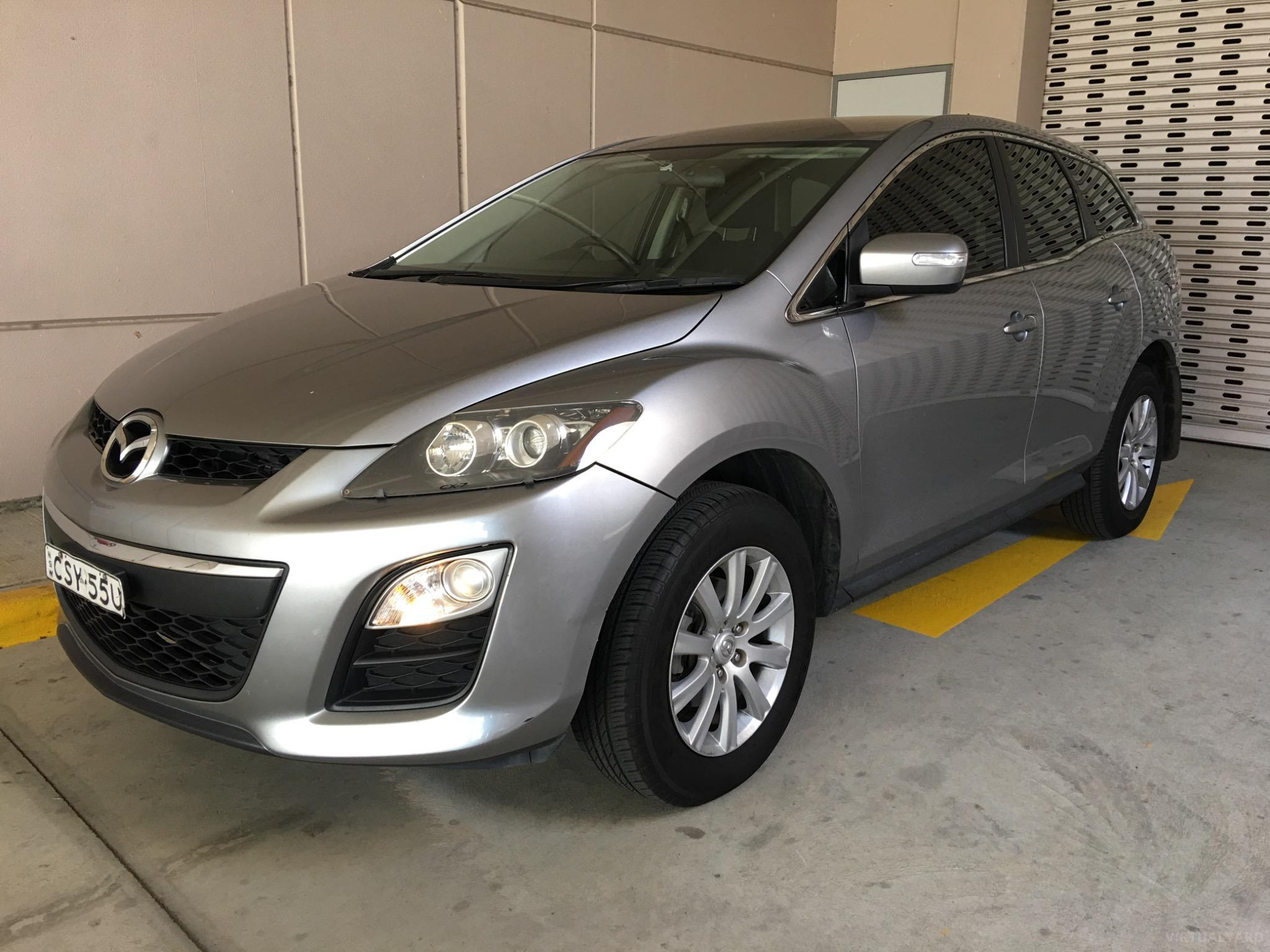 2011 Mazda Cx-7 ER Series 2 Classic Sports Wagon 5dr Activematic 6sp 4WD 2.3T Picture 8