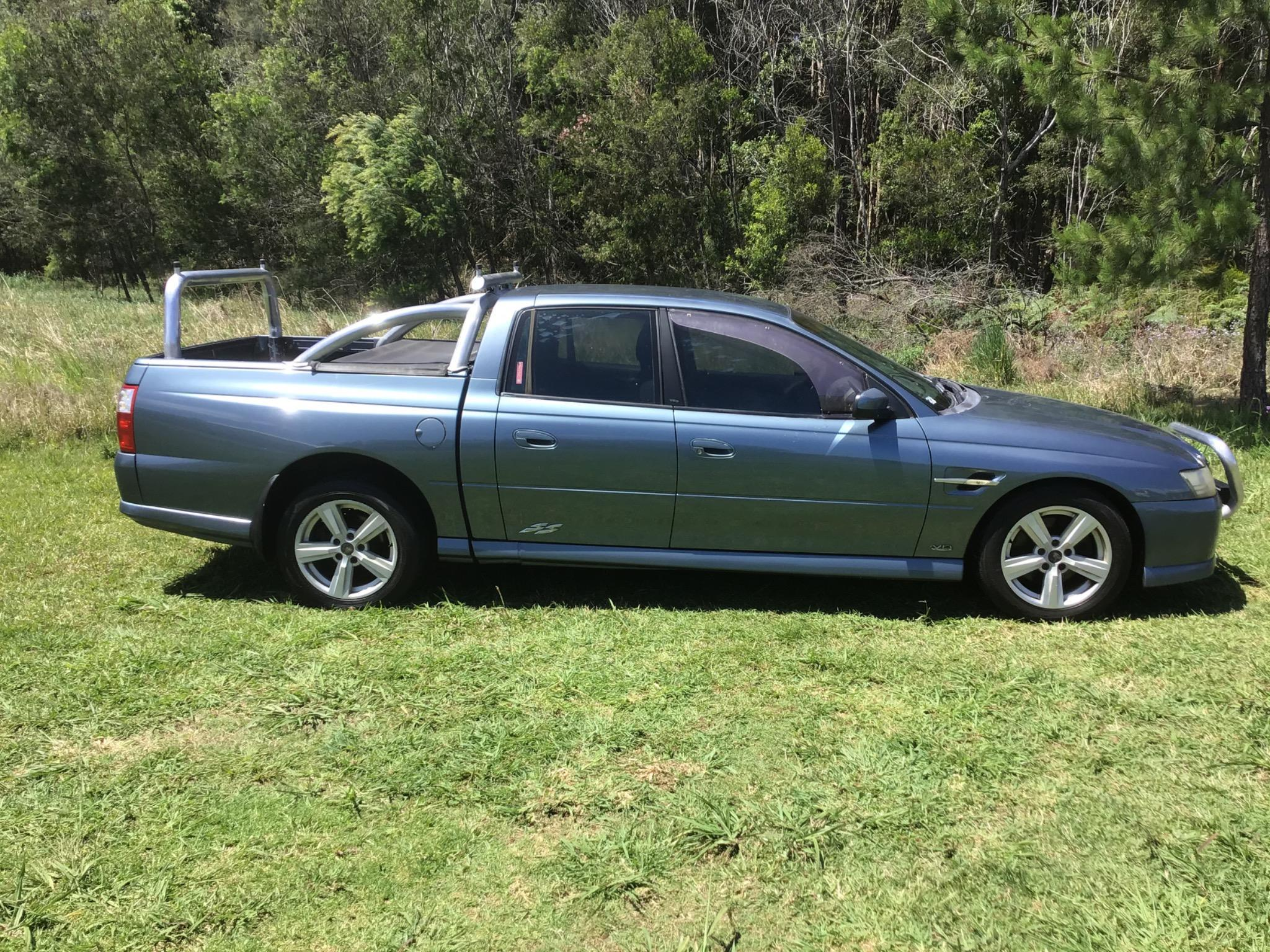 2006 Holden Crewman VZ SS Utility Dual Cab 4dr Auto 4sp 6.0i Picture 8