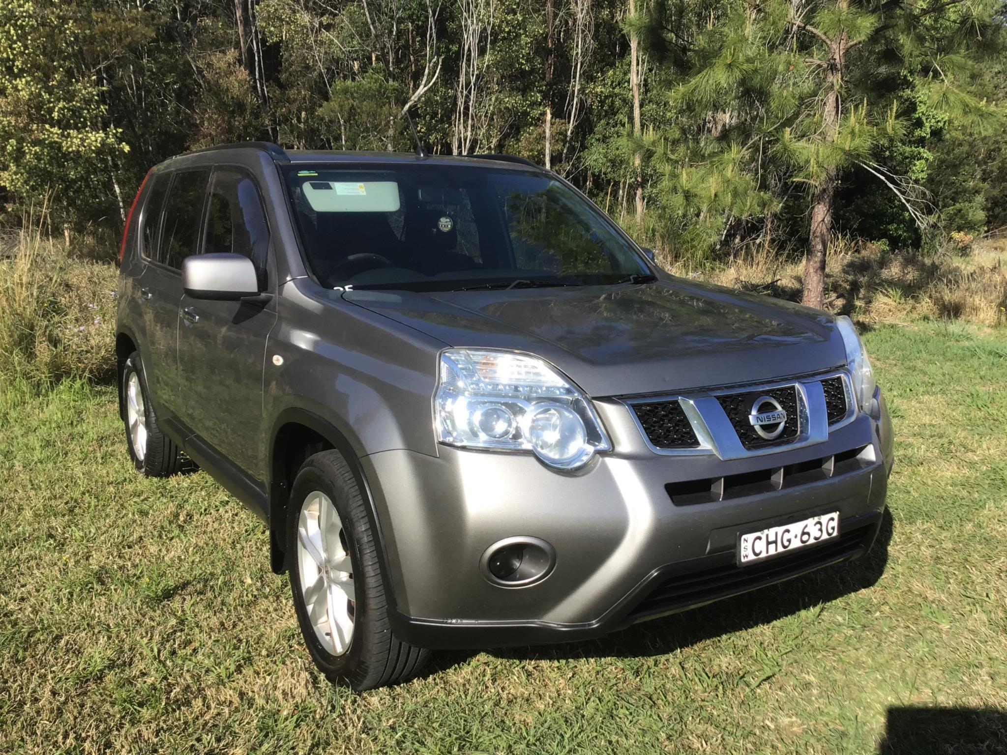 2012 Nissan X-Trail T31 ST Wagon 4dr CVT 1sp 2WD 2.0i Picture 8