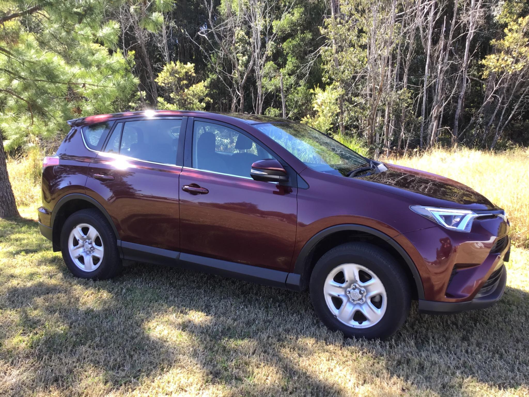 2015 Toyota RAV4 ASA44R GX Wagon 5dr Spts Auto 6sp AWD 2.5i Picture 8