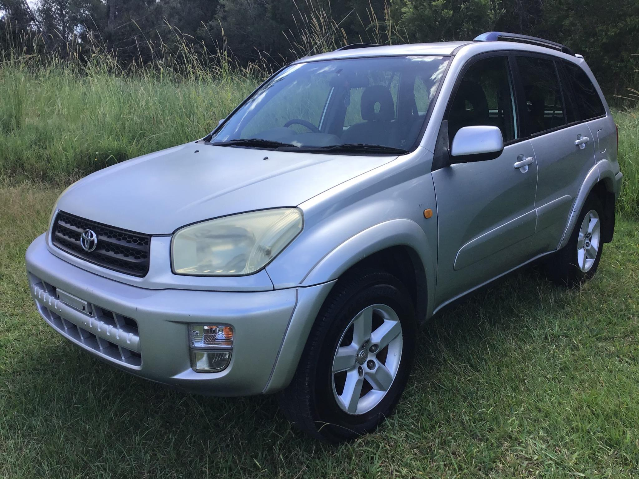 2001 Toyota RAV4 ACA21R Cruiser Wagon 5dr Auto 4sp 4x4 2.0i Picture 8