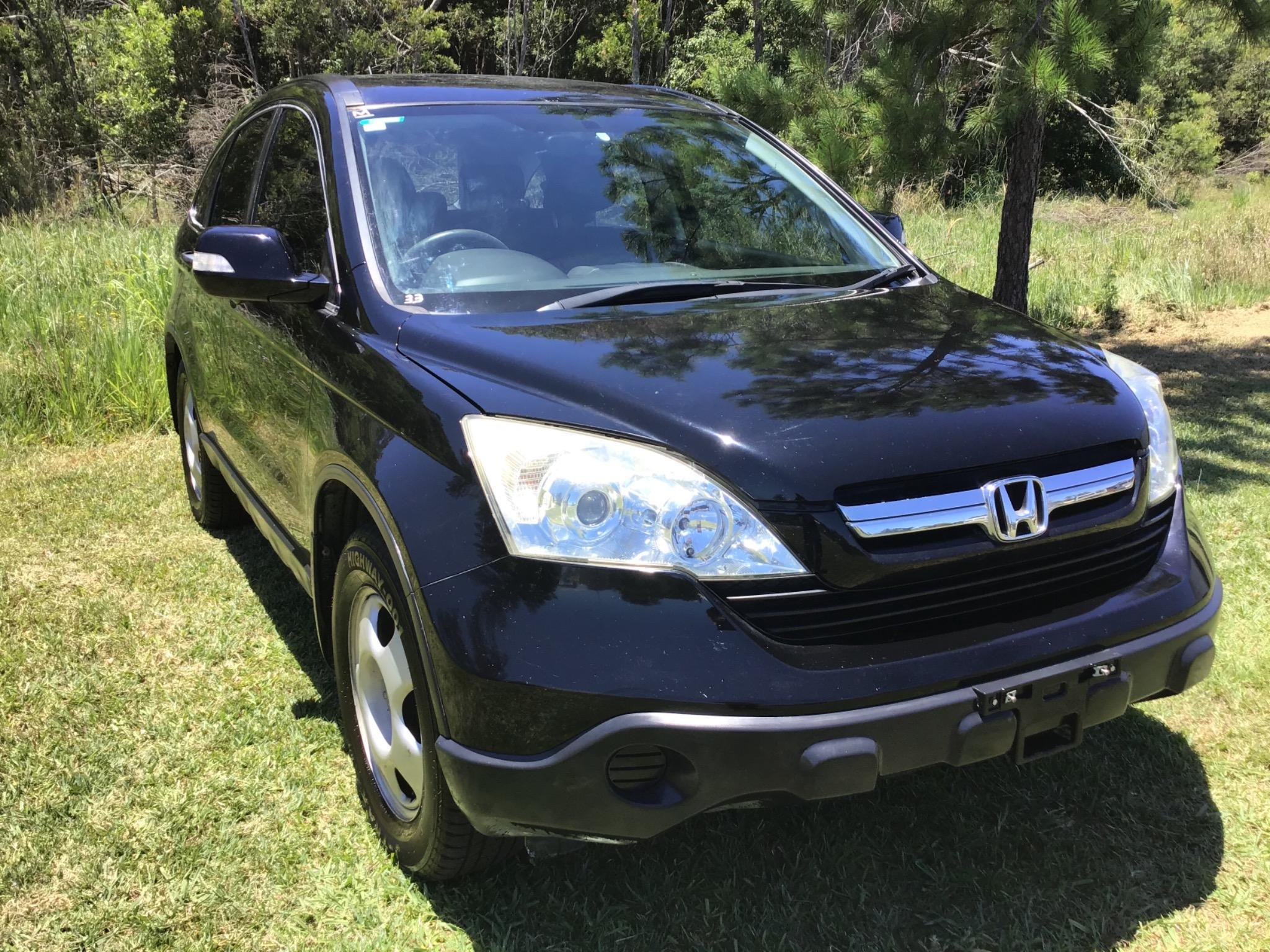 2008 Honda CR-V RE MY2007 Wagon 4dr Man 6sp 4x4 2.4i Picture 8