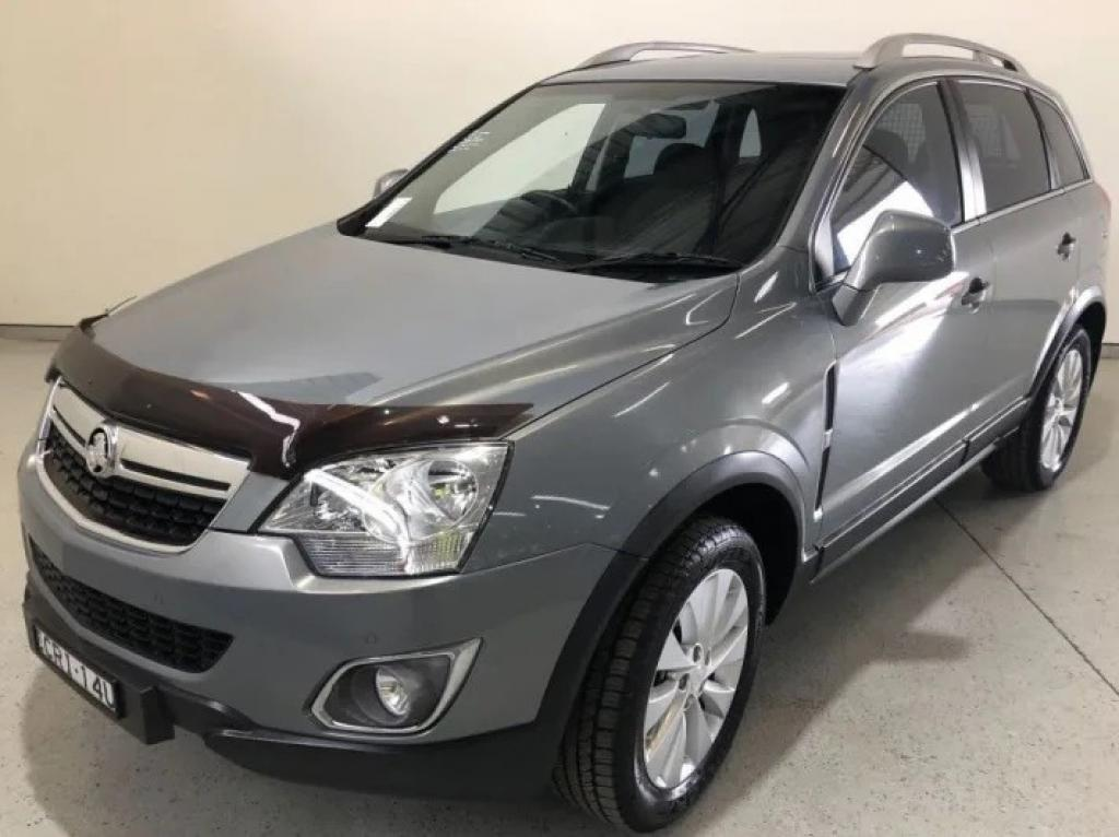 2014 Holden Captiva CG Series II 5 LT Wagon 5dr Man 6sp 2.4i (FWD) Picture 8