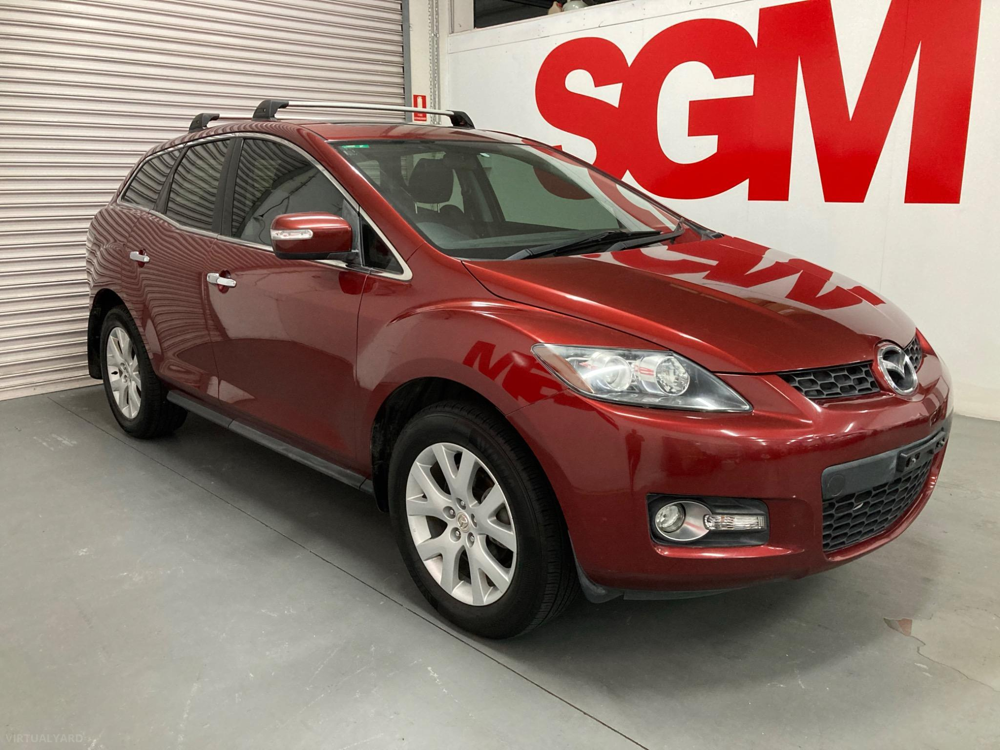 2007 Mazda Cx-7 ER Series 2 Luxury Sports Wagon 5dr Activematic 6sp 4WD 2.3T Picture 8