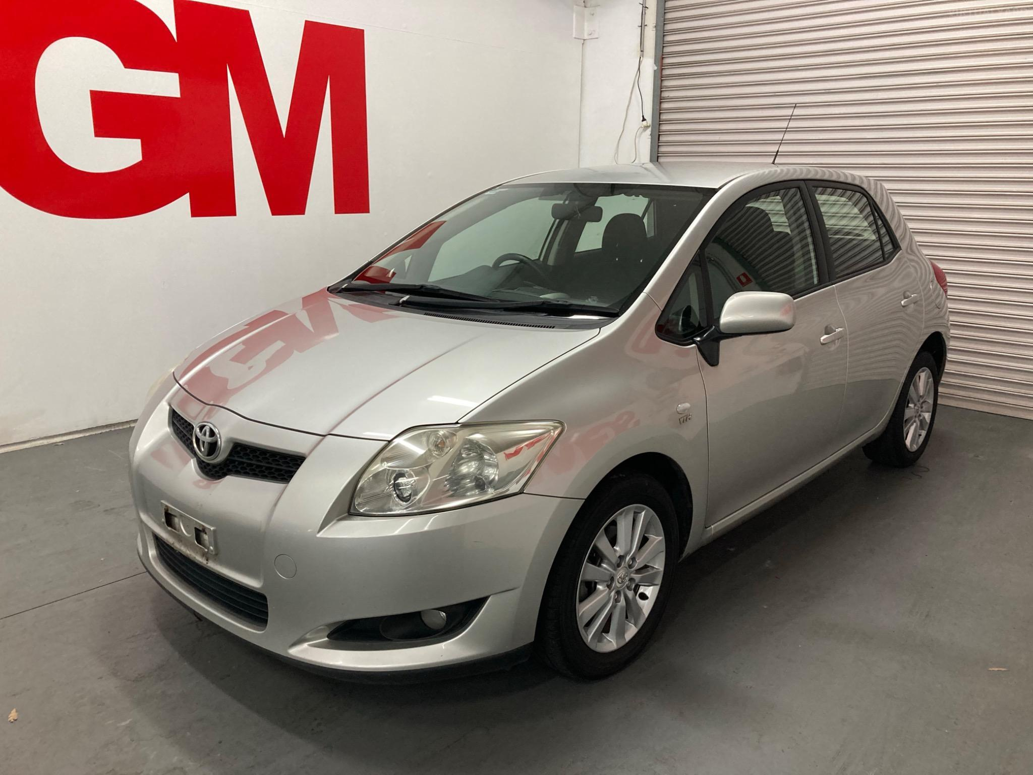 2007 Toyota Corolla ZRE152R Conquest Hatchback 5dr Man 6sp 1.8i Picture 8