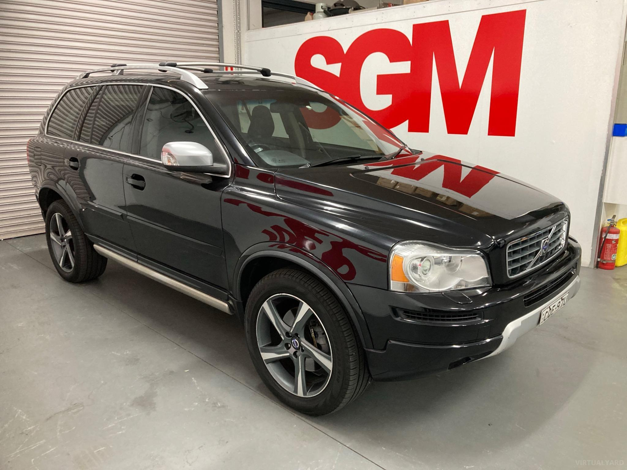2013 Volvo XC90 P28 R-Design Wagon 7st 4dr Geartronic 6sp 4x4 3.2i Picture 8
