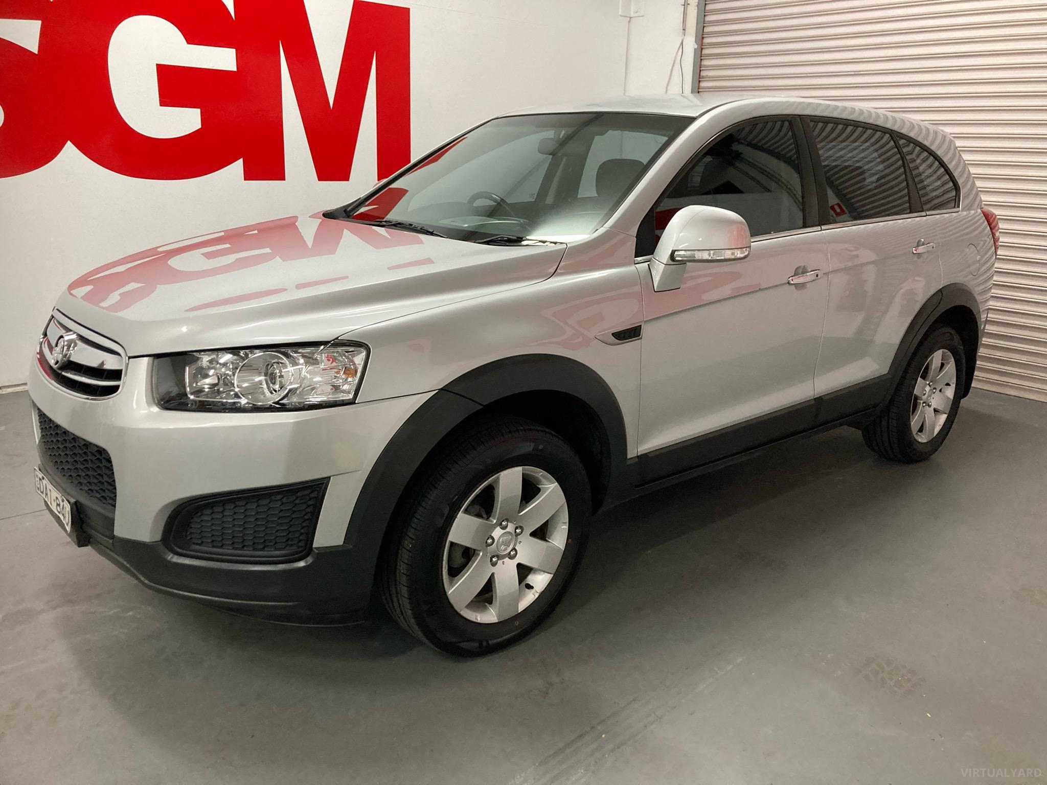 2015 Holden Captiva CG Series II 7 LS Wagon 7st 5dr Spts Auto 6sp 2.4i (FWD) Picture 8