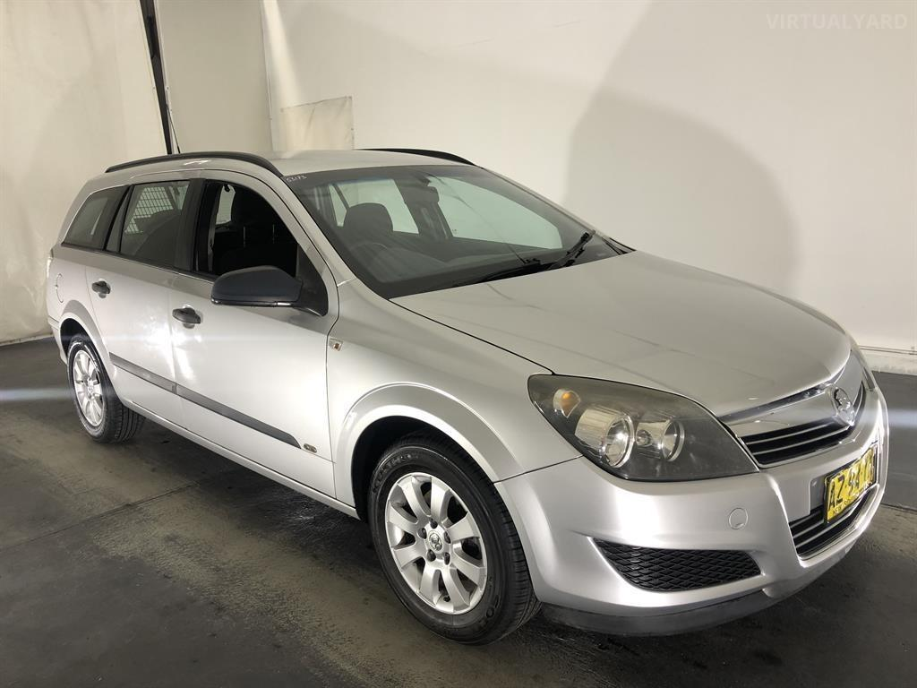 2009 Holden Astra AH CD Wagon 4dr Auto 4sp 1.8i Picture 8