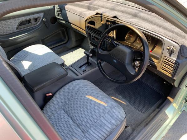Ford Falcon Ea Ii Gl Sedan 4dr Auto 4sp 3 9i