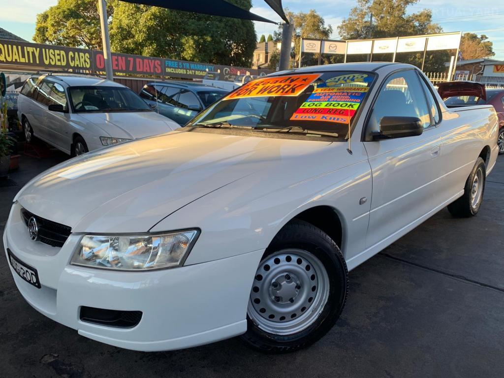 HOLDEN COMMODORE VZ 3 6L MY06
